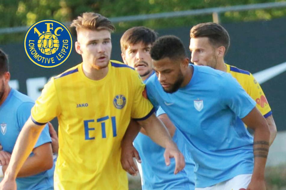 Ausgerechnet Soyak! Lok Leipzig gewinnt Spitzenspiel beim FC Viktoria 89