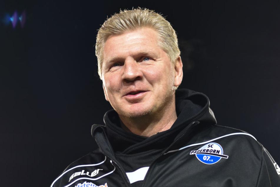 Stefan Effenberg war nach seiner Karriere für wenige Monate Trainer des SC Paderborn, konnte sich aber nicht beweisen.