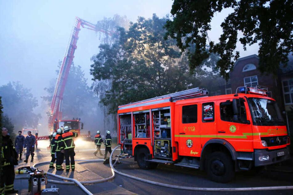 Ursache von Großbrand in Seniorenheim könnte gefunden sein