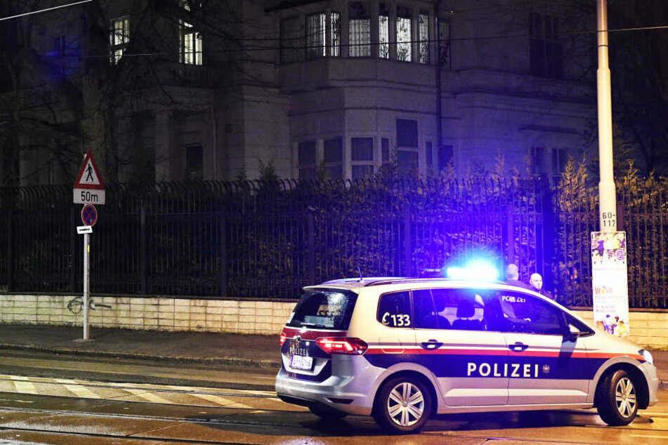 In Wien ist am ersten Abend des dritten Lockdowns eine unerlaubte Party mit bis zu 50 Gästen aufgelöst worden. (Archivbild)