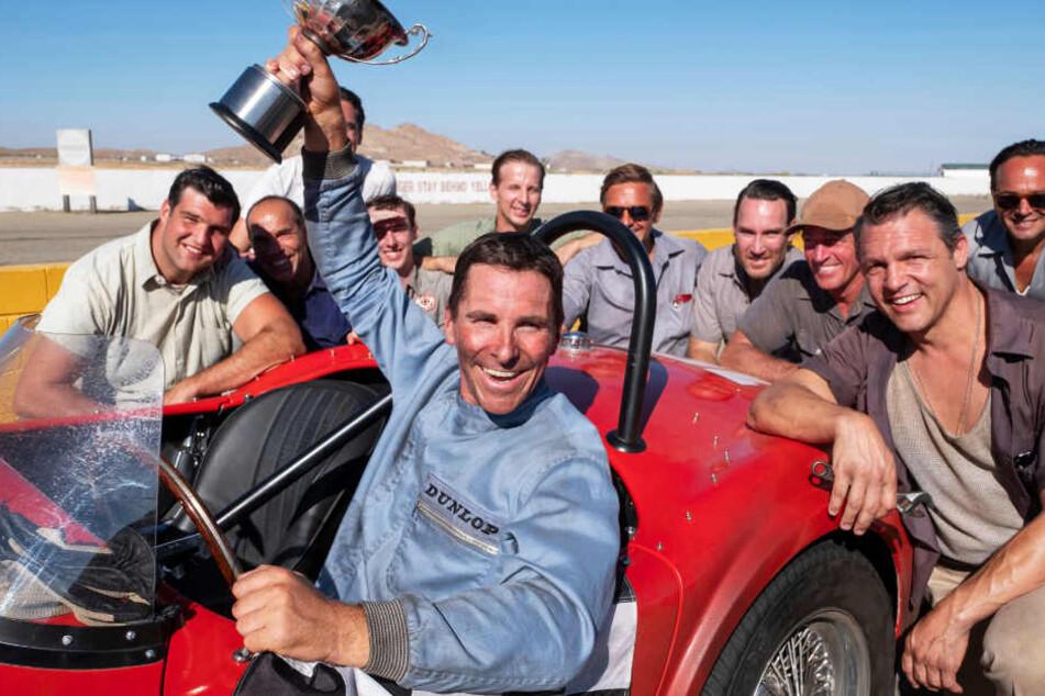 Ken Miles (Christian Bale) ist ein außergewöhnlich guter Rennfahrer.
