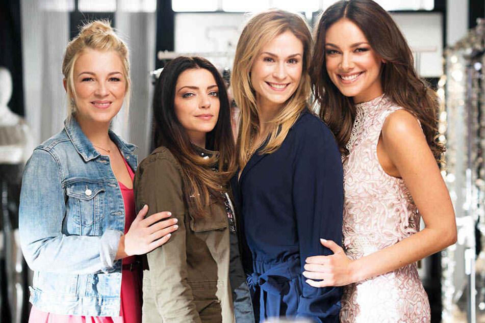 Auch die vier Hauptdarstellerinnen werden im neuen Vorspann zu sehen sein.