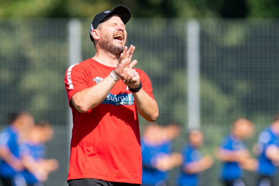 SCP-Trainer Steffen Baumgart möchte noch weitere Spieler unter Vertrag nehmen.