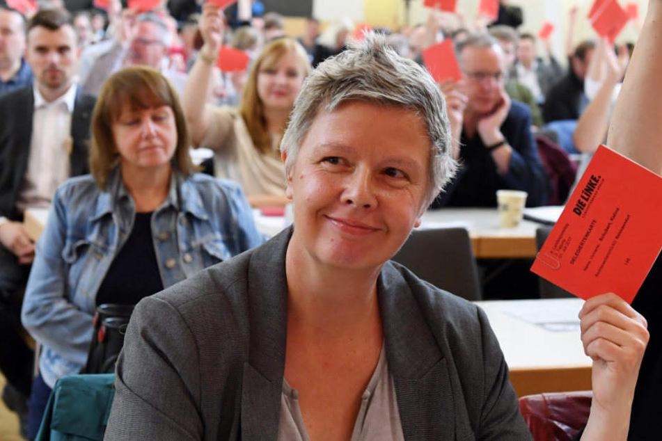 Katina Schubert erwartet, dass der Innensenator zu den Vorwürfen Stellung bezieht.