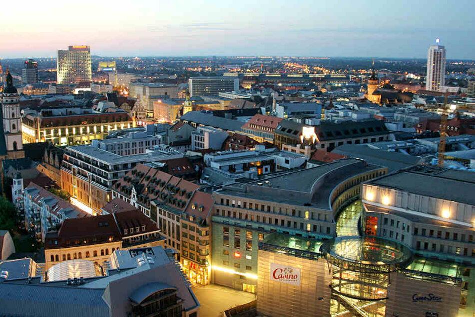 Das ansprechende Flair und die gute Erreichbarkeit haben die Befragten überzeugt: Keine Innenstadt ist so attraktiv wie die in Leipzig.
