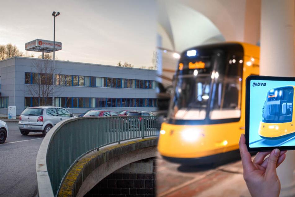 Chemnitz: Chemnitzer Firma Robur baut Modelle für Bombardier, VW und Co.