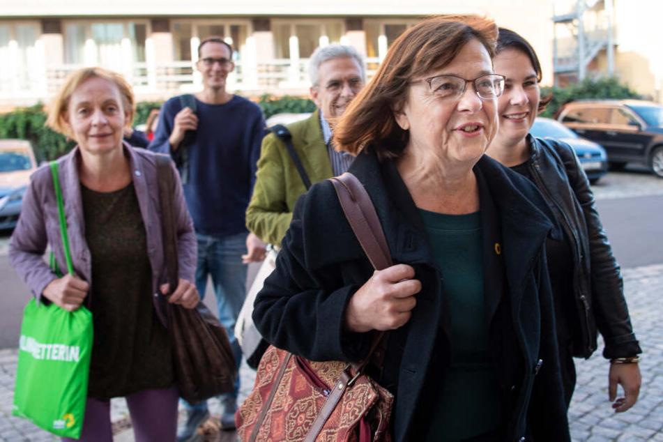 SPD und Grüne sprechen über mögliche Koalition in Brandenburg