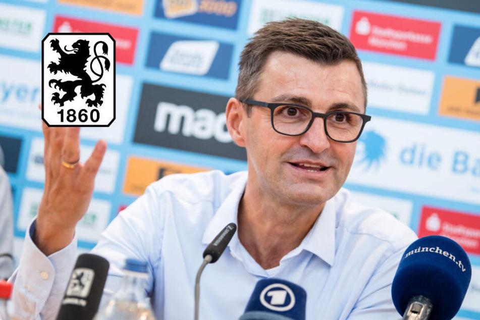 TSV 1860 München: Der Winterfahrplan der Löwen