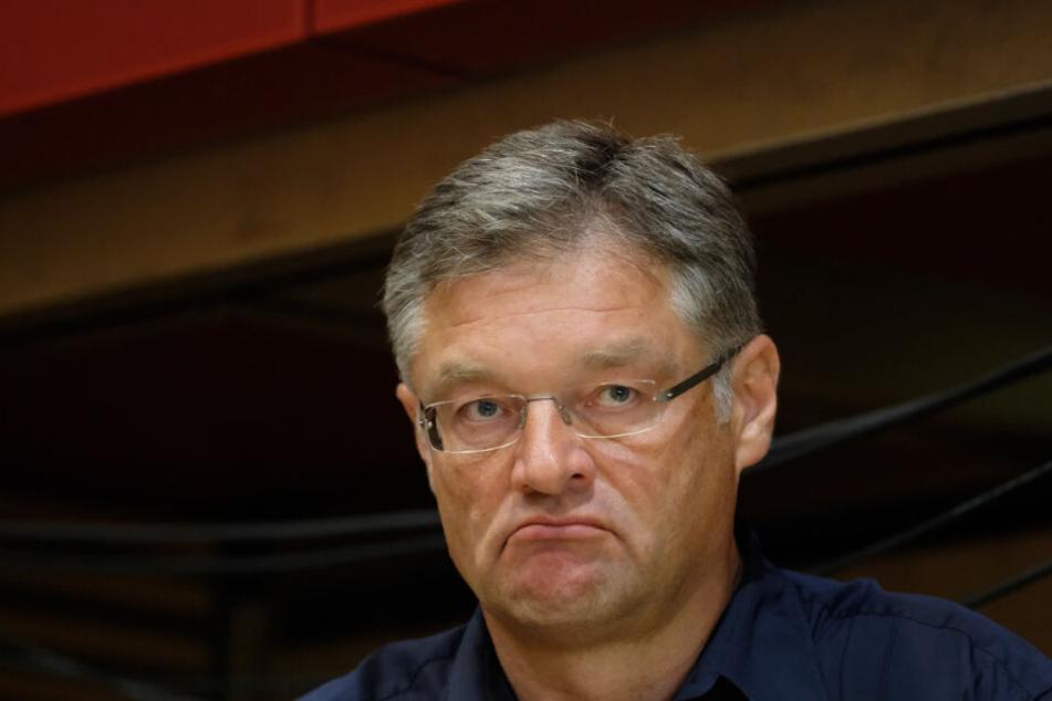 Er fehlte bei der Abstimmung: FDP-Mann Holger Zastrow (50).