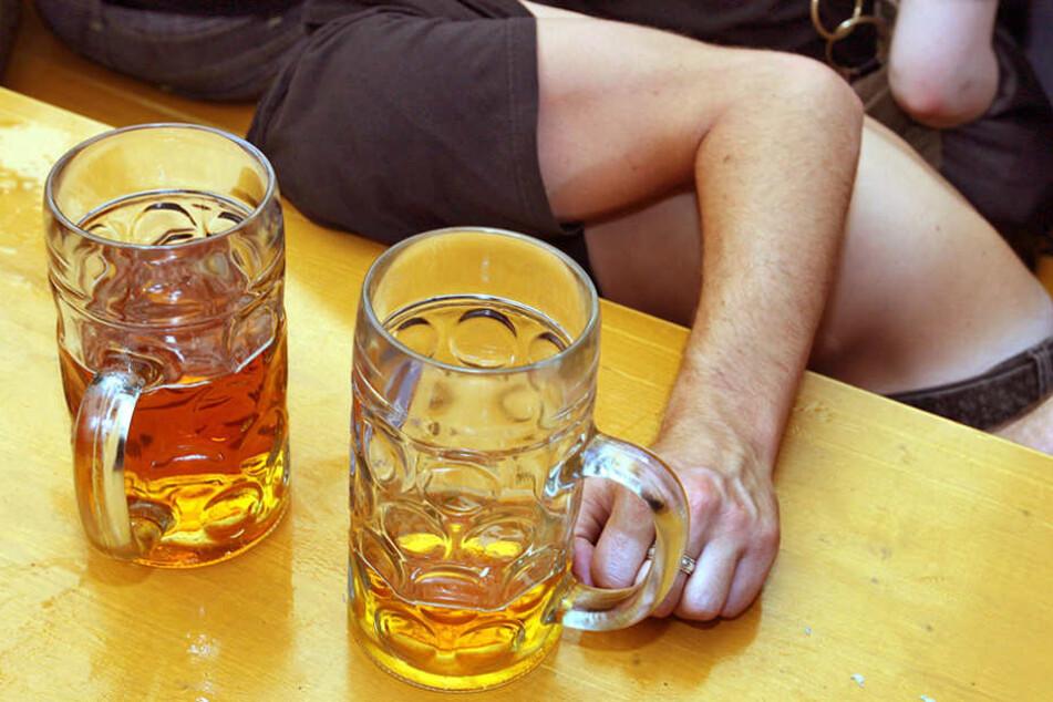 """""""Ein Bier in Ehren, kann keiner verwehren"""", oder wie?!"""