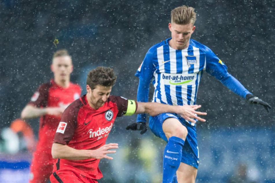 Maximilian Mittelstädt wird gegen Gladbach wegen einer Verletzung nicht spielen können.