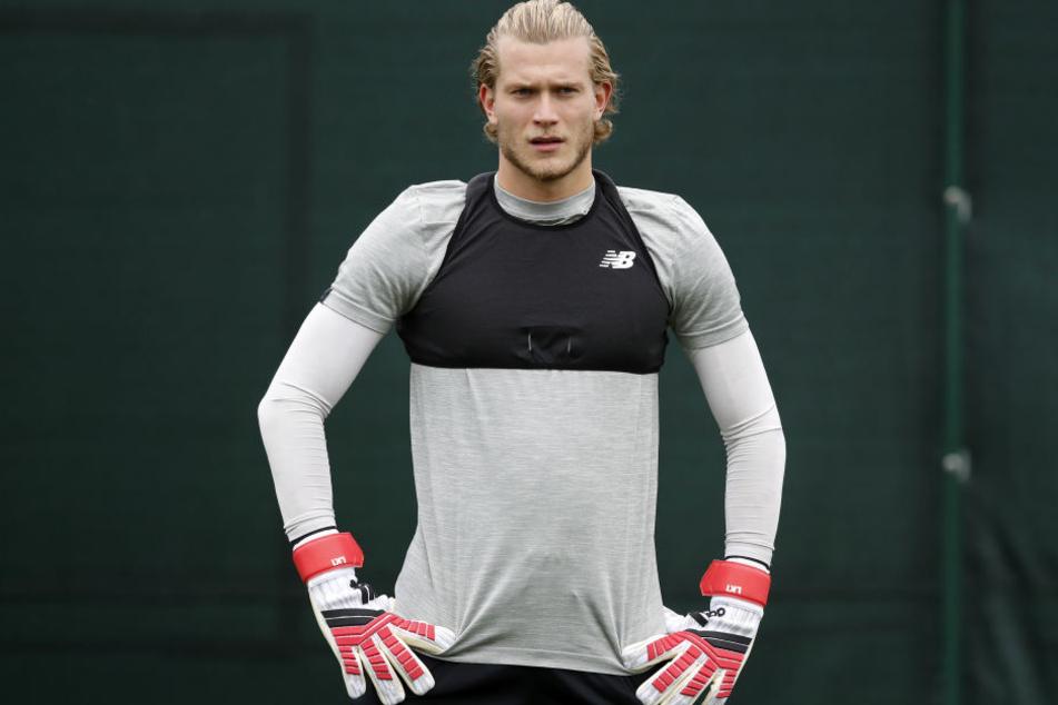 Der junge deutsche Torwart Loris Karius ist derzeit an Besiktas Istanbul ausgeliehen.