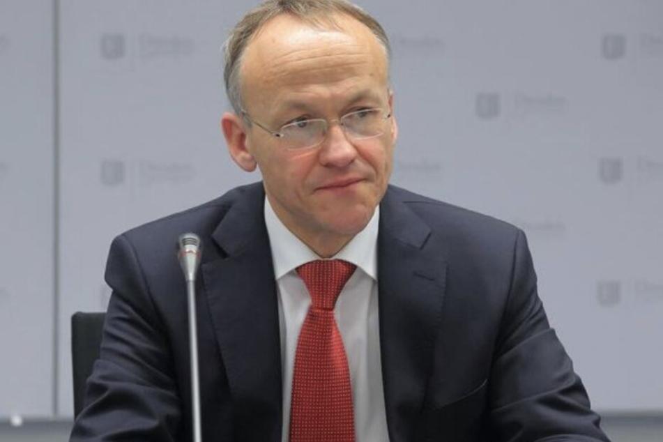 Finanzbürgermeister Peter Lames (53, SPD).