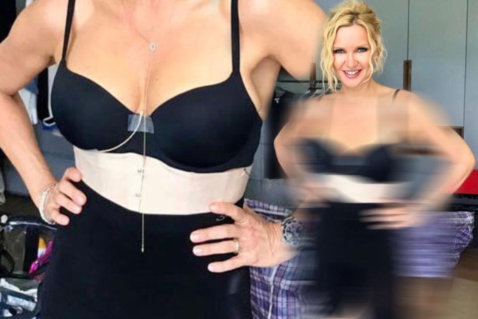 Veronica Ferres lässt ihre Hüllen fallen und verrät ein Beauty-Geheimnis