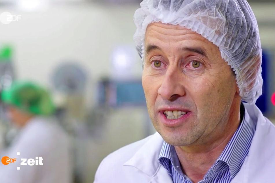 Thomas Maruschke kennt die Vorteile der Veggie-Produktion.