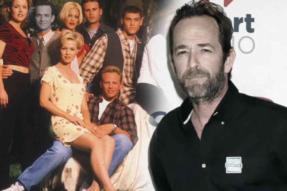 """""""Beverly Hills, 90210"""" machte ihn weltberühmt: Luke Perry stirbt mit nur 52 Jahren"""