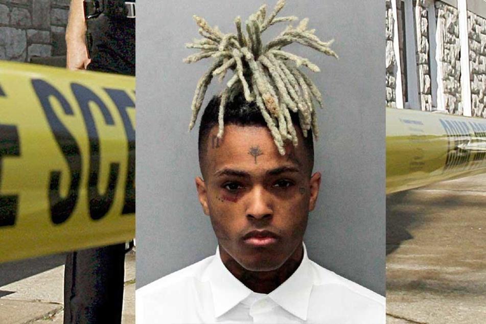 XXXTentacion wurde beim Verlassen eines Geschäfts erschossen. Er wurde nur 20 Jahre alt.