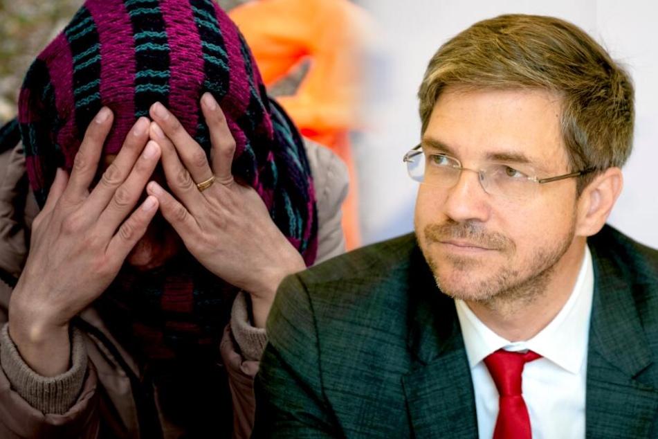 """Potsdamer OB zu Besuch auf Lesbos: """"Schande für Europa!"""""""