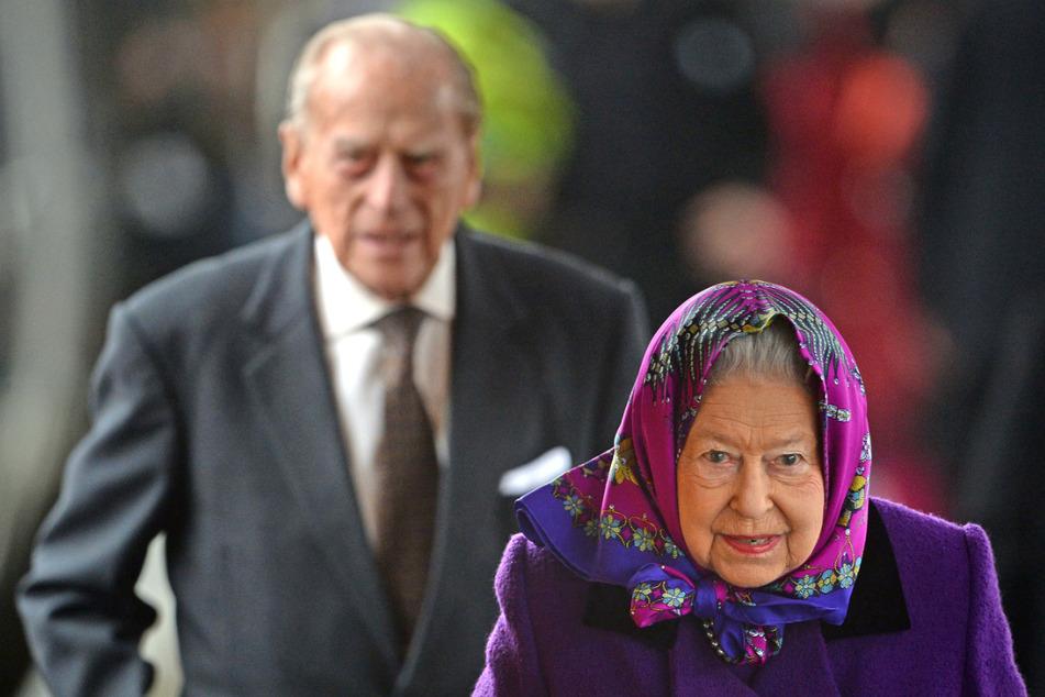 Corona-Impfung für Queen Elizabeth II. und Prinz Philip