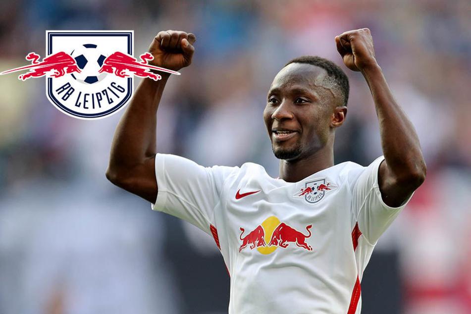 RB Leipzigs Naby Keita hat keine Angst vor der Champions League