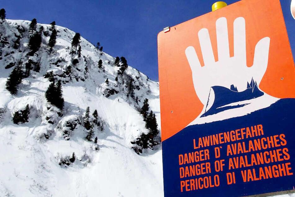 Weihnachtlicher Ski-Ausflug? Zweithöchste Lawinenwarnstufe in den Alpen!