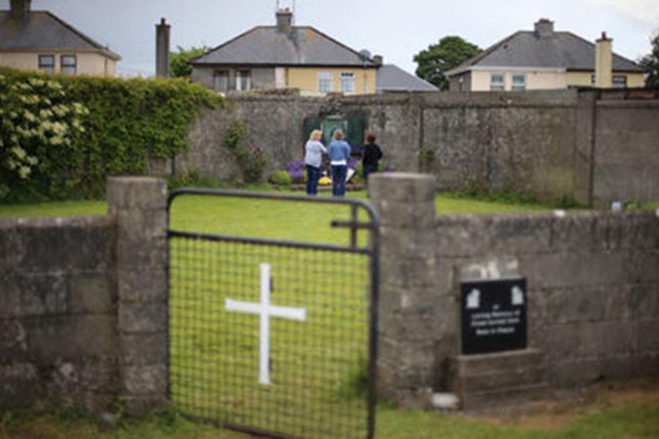 In einem ehemaligen Heim für unverheiratete Männer wurden fast 800 Leichen gefunden.