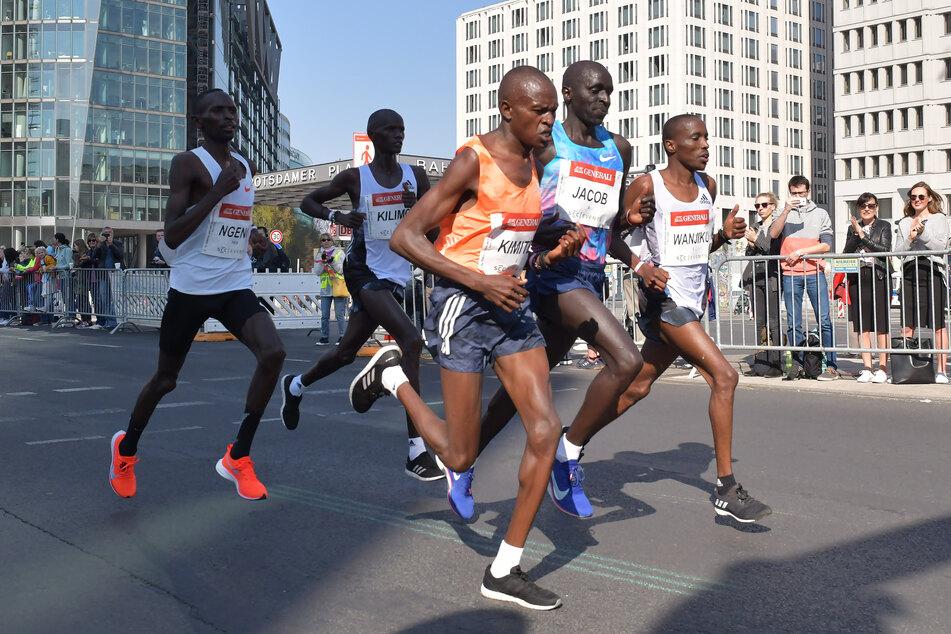 Der Berliner Halbmarathon wurde abgesagt.