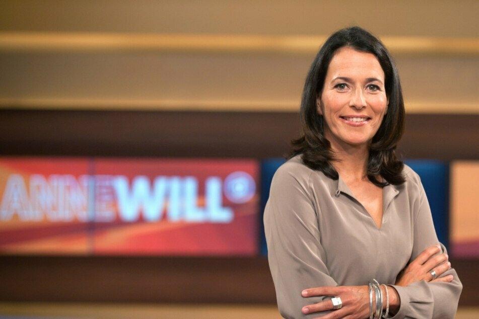 Es ist selten, aber möglich: Moderatorin Anne Will (54) sorgte für Kritik.