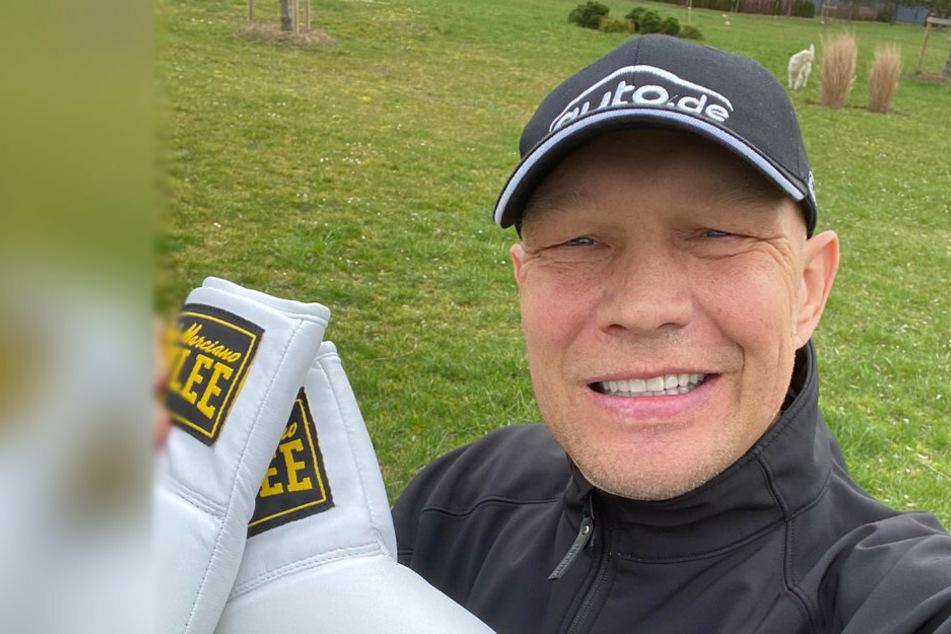 Was macht Box-Legende Axel Schulz in Chemnitz?