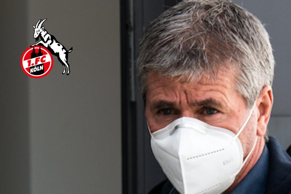 """Funkel beim 1. FC Köln: """"Die Aufgabe ist nicht einfach, aber nicht unmöglich"""""""