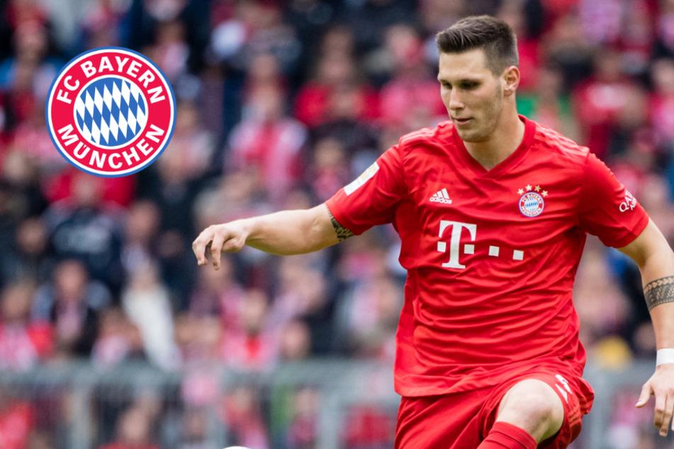 Knie-Probleme! Rückschlag für Bayern-Star Niklas Süle
