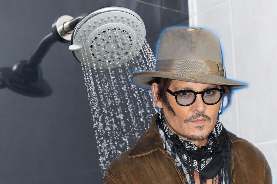 Intruder breaks into Johnny Depp's Hollywood home and takes a shower!