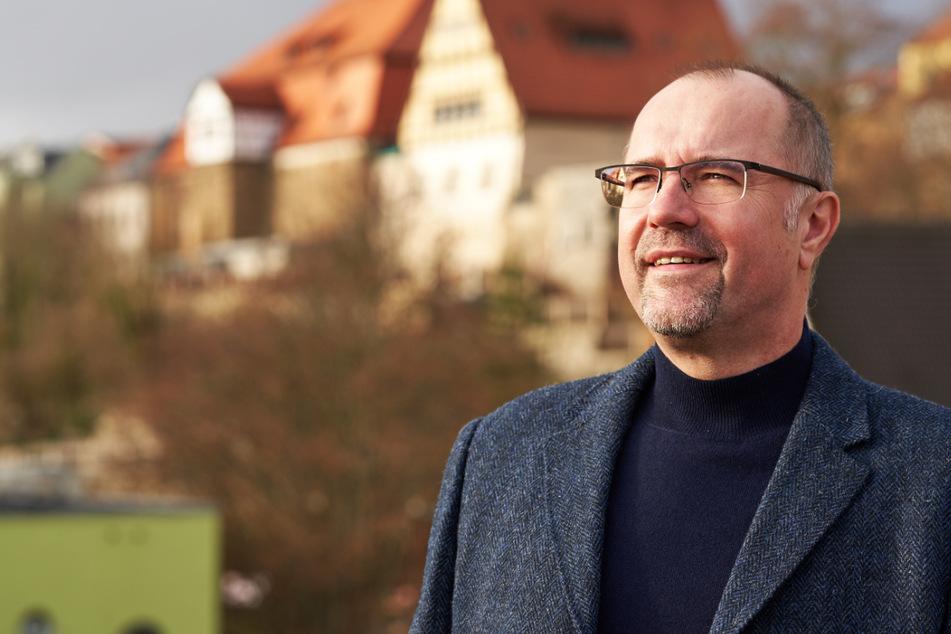 Plauen: Mit diesen Themen will CDU-OB-Kandidat Steffen Zenner Wählerstimmen gewinnen