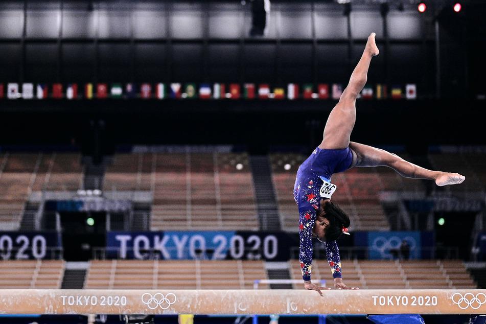Olympics: Simone Biles to make comeback in balance beam final!