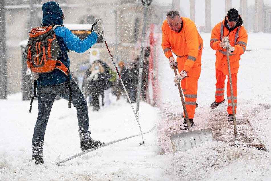 Nach heftigen Schneefällen: So wird das Wetter in dieser Woche!