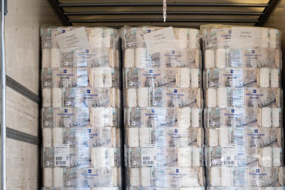 Der Toilettenpapierhersteller Ille hat in der Coronakrise Kurzarbeit anmelden müssen. (Symbolbild)
