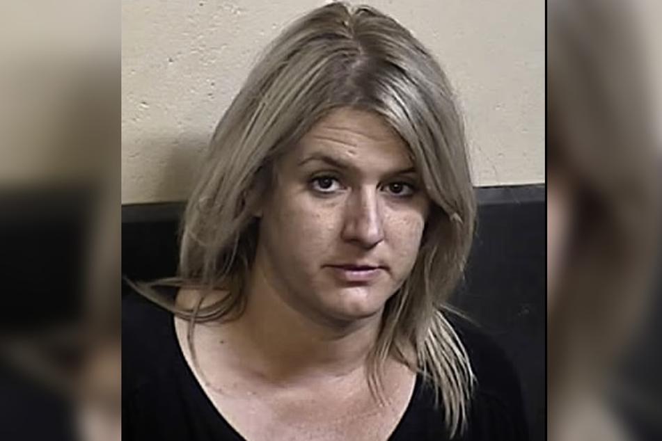 Krystal Jackson (39) soll einen 14-Jährigen mehrfach missbraucht haben.