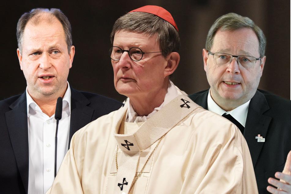 """""""Desaster"""": Minister Stamp und Bischof Bätzing kritisieren Kardinal Woelki"""