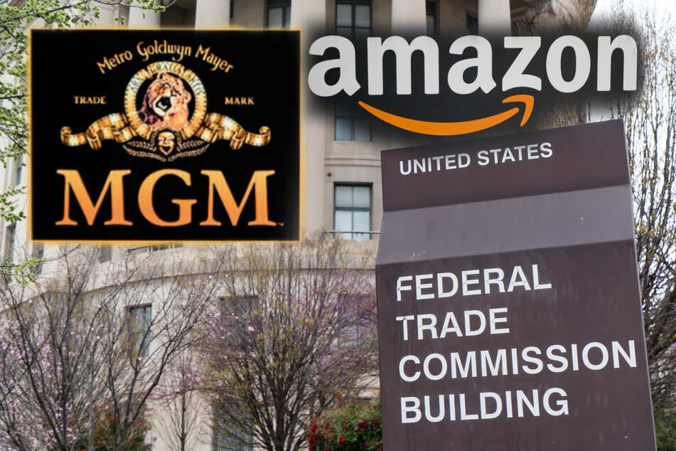 Why is the FTC investigating Amazon for buying MGM?