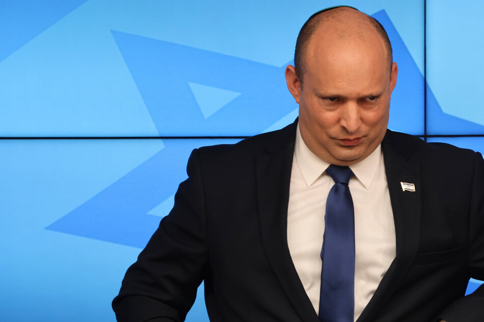Israeli Prime Minister Bennett takes hard line toward Palestinians and Iran ahead of meeting with Biden
