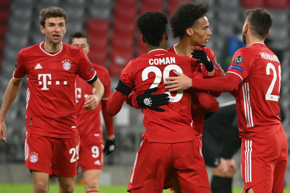 Der FC Bayern München darf feiern. Gegen RB Salzburg konnte der Rekordmeister bereits den 15. Sieg in der Champions League in Folge feiern.
