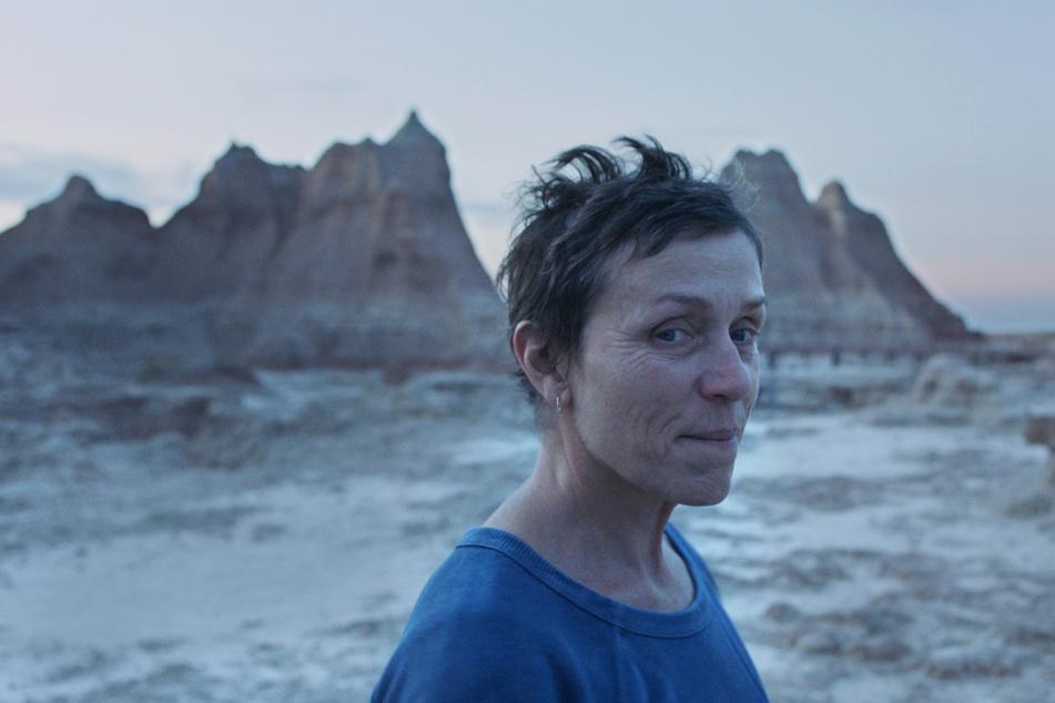 Fern (Frances McDormand, 63) musste neben dem Krebstod ihres Mannes noch einige andere Schicksalsschläge ertragen.