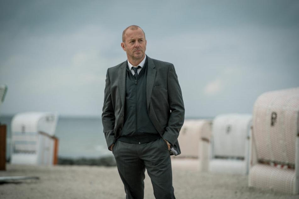 Heino Ferch als Hamburger Komissar Kessler ist nach einigen Jahren wegen eines neuen Falles wieder an der Ostsee.
