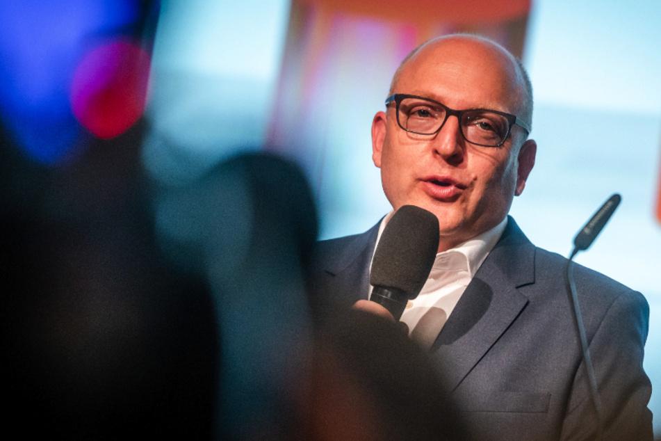 Sechs Wochen nach OB-Wahl: Sven Schulze ist nun Amtsverweser