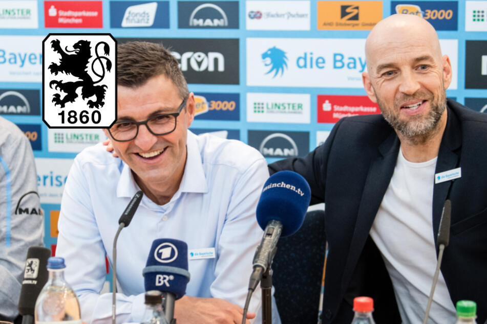 """TSV 1860 München mit Kampfansage zum Liga-Endspurt: """"Die Mannschaft ist hungrig"""""""