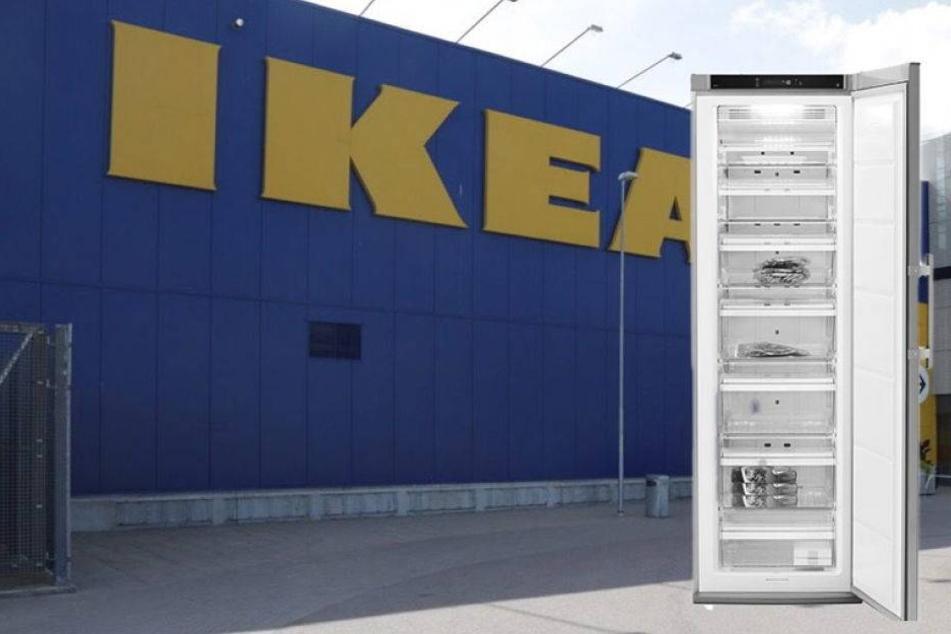 Vorsicht! Bei diesem IKEA-Kühlschrank drohen Stromschläge