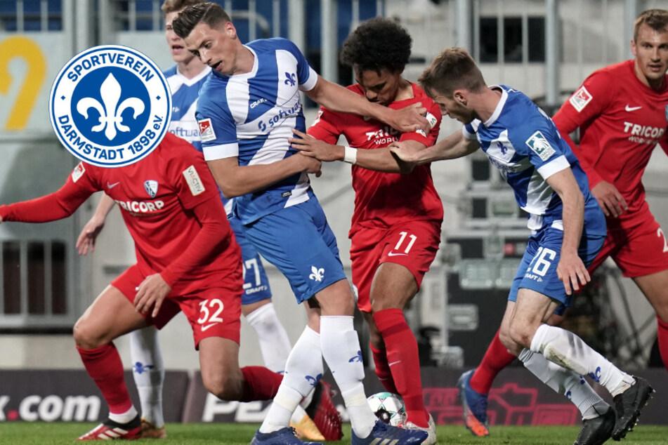 Aufstiegskampf in Liga Zwei weiter offen: Bochum verliert wilde Achterbahnfahrt bei Darmstadt 98