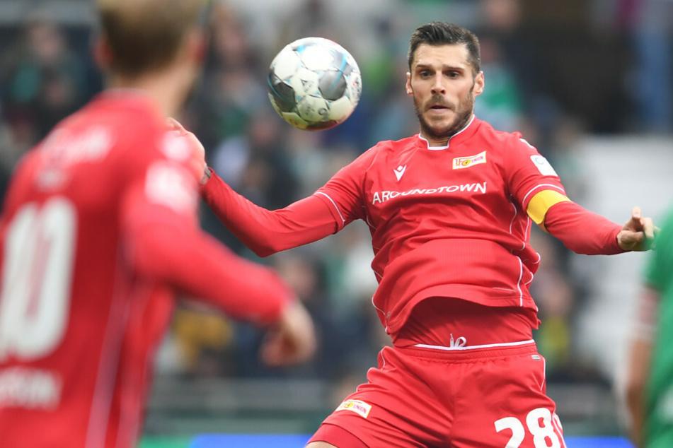 Union-Kapitän Christopher Trimmel (33) wurde für die österreichische Nationalmannschaft nachnominiert.