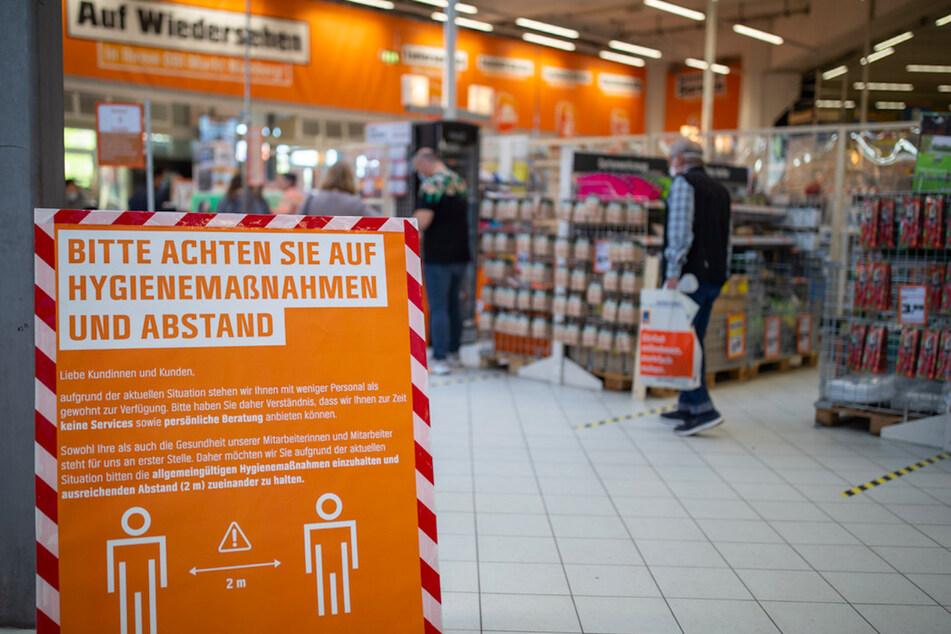 Überraschung in Bayern: Jetzt dürfen auch Baumärkte wieder öffnen!