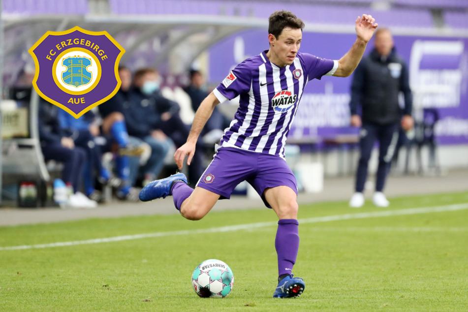 """Aue-Kicker Fandrich nach Darmstadt-Sieg: """"Matchplan voll aufgegangen!"""""""